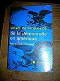 de la démocratie en amérique Alexis de Tocqueville 1968 - idées nrf
