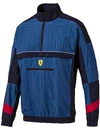 Puma Ferrari Street Herren Gewebte Jacke
