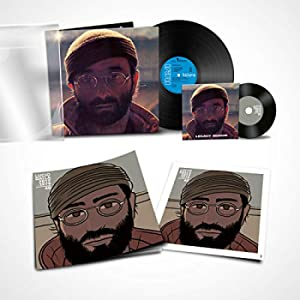 Lucio Dalla 40th Remastered Illustrated Numbered Edition [1 LP + 1 CD]