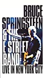 Bruce Springsteen - Live in New York City [VHS]