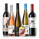 GEILE WEINE Weinpaket MÄNNERKISTE | Bester Weißwein, Rosé und Rotwein, die jedem Mann schmecken