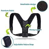 KTM Healthcare Pack of 1 Back Posture Corrector Support Belt Back Corrective Posture