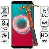 Todo Phone Store - Protector Pantalla CRISTAL TEMPLADO VIDRIO Antigolpes Premium para ULEFONE POWER 3S 4G 6'