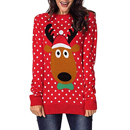 8879a8d8abd3a ▷ ▷ La mayor variedad de jerséis navideños para hombre
