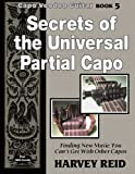 Best universal Capos - Secrets of the Universal Partial Capo: Finding New Review