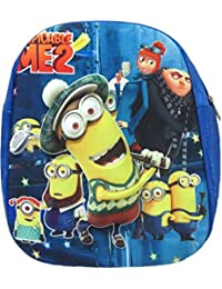 NPRC Cartoon Character School Bag With 3D Effect Suitable For Kids Upto 6 Years