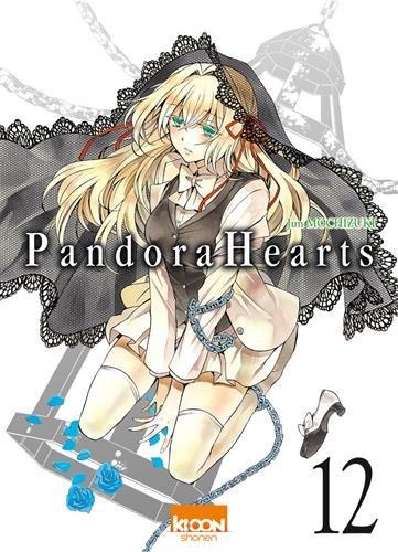 Pandora Hearts Vol.12 par MOCHIZUKI Jun