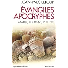 Evangiles apocryphes Coffret 3 volumes : Marie, Thomas, Philippe