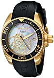 Invicta Analog Mother of Pearl Dial Wome...