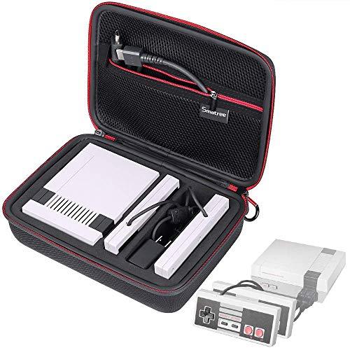 Smatree Tragetasche für Nintendo NES Classic Mini (Controller Case Nes)