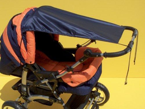 Preisvergleich Produktbild Markise für Kinderwagen UPF 50+ toller Sonnenschutz