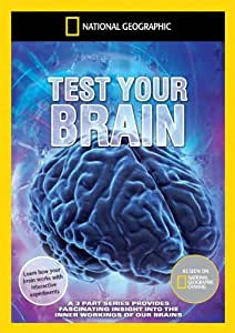 National Geographic - Test Your Brain [DVD]