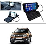 AutoStark Car Mobile Holder Pad with Charger Car Cradle with Fast Charging for Renault Duster