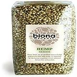 Biona - Semillas de cáñamo ecológico (250 gr)