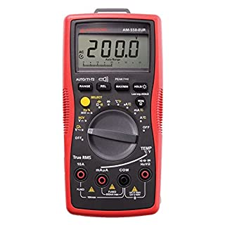 AMPROBE am-550 TRMS Industrie MultiMeter