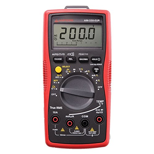 AMPROBE am-550TRMS Industrie MultiMeter