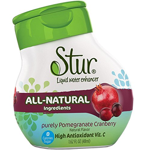 Stur 15% OFF Cranberry Pom Water Enhancer 50 ML (order 6 for retail outer)