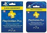 Pack Abonnement PlayStation Plus 12 mois + 3 mois
