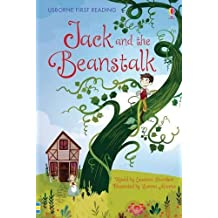 Jack & the Beanstalk (First Reading, Level Four) (Usborne First Reading, Level Four) by Susanna Davidson (2014-11-01)
