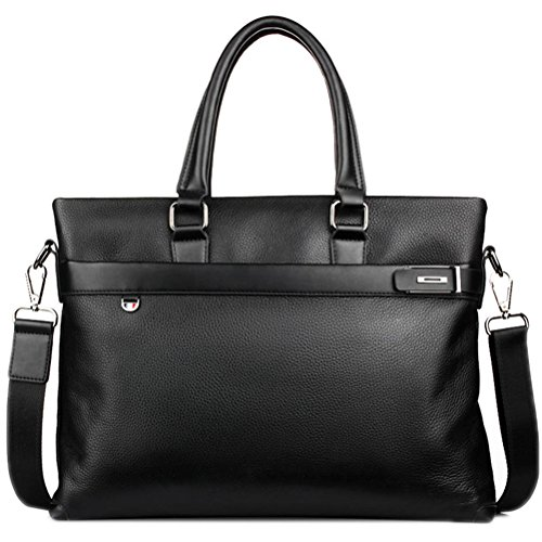 (Angebote Tasche Männer Aktenkoffer PU Leder Männer Taschen Business männlichen Aktentaschen Handtaschen Großhandel)