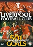 Liverpool Fc - 501 Goals