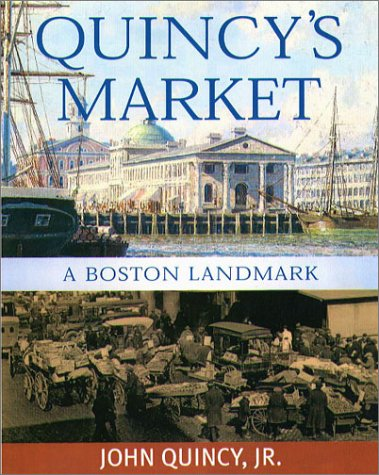 Quincy's Market: A Boston Landmark (Quincy Market)