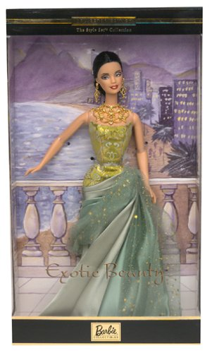Barbie Collector # B0149 Exotic Beauty (Beauty Barbie-puppe)