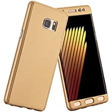Carcasa Samsung Galaxy Note 5 Qissy® Todo incluido PC Anti-Scratch Ultra Slim Suave Protective Case Cover para Samsung Galaxy Note 5