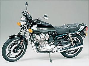 Tamiya B00061H04W - Moto en Miniatura Modelo Honda CB750 F (Escala 1:6)