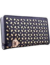BFC-Buy For Change Stylish Elegant Synthetic Handmade Wallet/ Clutch/ Purse For Girls - B078HLLY49