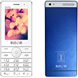 Bloom Selfie Keypad Feature 6.1cm Phone With Camera, QVGA Display, Radio, Dual Sim(GSM), Mp3/Mp4 Player, 3.5mm Audio Jack, 1400 MAh Battery(Black)