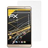atFolix Schutzfolie für Huawei MediaPad M2 8.0 Displayschutzfolie - 2 x FX-Antireflex blendfreie Folie