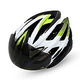 Beauty leader Helmet Radfahren Fahrrad Rennrad Einteilige Männlichen und Weiblichen Reithelm Mountainbike Helm Fahrrad Erwachsene Fahrradhelm mit Visier