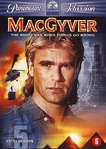Mac Gyver: L'intégrale de la saison 5 - Coffret 6 DVD [Import belge]