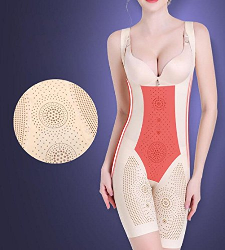 Body shaper con busto aperto da donna shapewear Color