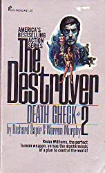 Death Check (The Destroyer Ser., No. 2)