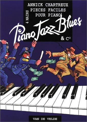 Piano Jazz Blues