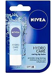 Nivea 4.8g Pure Water and Aloe Lip Hydro Care