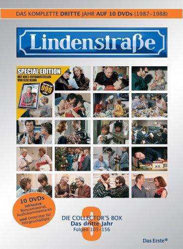 Lindenstraße - Das komplette 3. Jahr (Ltd. Edition mit Fotoaufsteller, 10 DVDs)