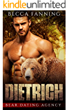 Dietrich (Bear Shifter Dating Agency Romance) (Bear Dating Agency Book 1)