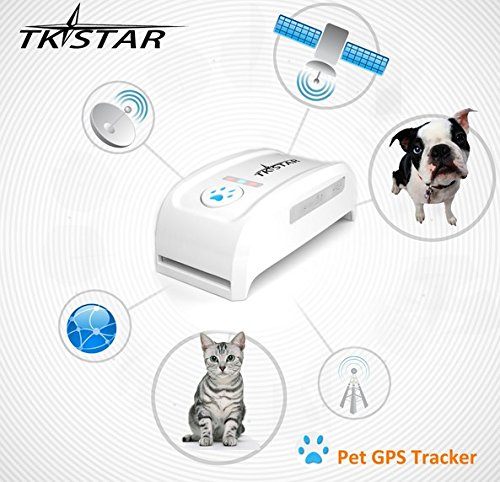 JUNEO TKSTAR Tracker GPS PET TRACKER Pet
