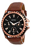 Matrix Analog Black Dial Men's Watch-CPR...