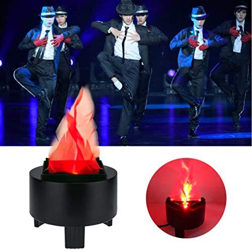 Mobestech - Lámpara LED para chimenea artificial con efecto de llama, para...