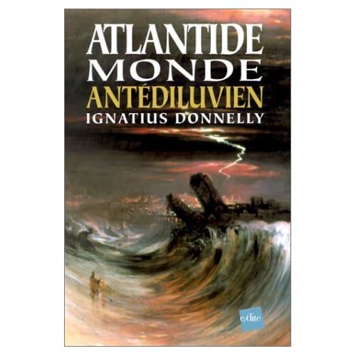 Atlantide : Monde antédiluvien