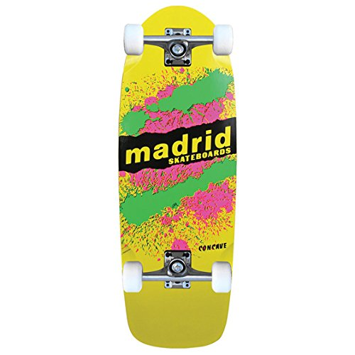 Madrid Explosion og Cruiser Yellow Tabelle -