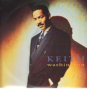 KEITH WASHINGTON / KISSING YOU