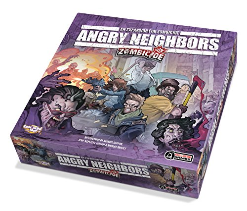 Preisvergleich Produktbild Cool Mini or Not 901831 - Zombicide - Angry Neighbors