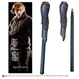 Noble Collection Ron Weasley Wand Pen and Bookmark