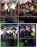 Der junge Inspektor Morse Staffel 1-4 (9 DVDs)