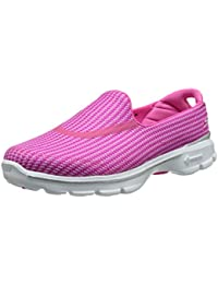 Skechers GO Walk 3, Damen Sneakers